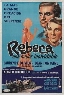 Rebecca, a Mulher Inesquecível - Poster / Capa / Cartaz - Oficial 17
