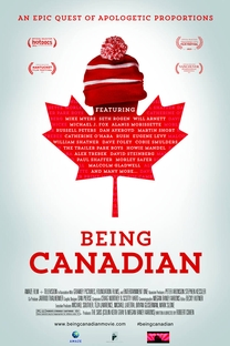 Being Canadian - Poster / Capa / Cartaz - Oficial 2