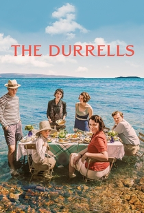 The Durrells - Poster / Capa / Cartaz - Oficial 1