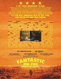 O Fantástico Sr. Raposo - Poster / Capa / Cartaz - Oficial 15