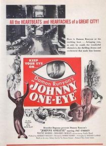 Johnny One-Eye - Poster / Capa / Cartaz - Oficial 2