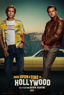 Era Uma Vez em... Hollywood - Poster / Capa / Cartaz - Oficial 3
