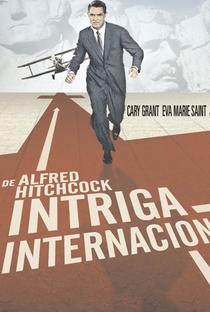 Intriga Internacional - Poster / Capa / Cartaz - Oficial 7