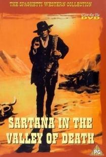 Sartana no Vale da Morte - Poster / Capa / Cartaz - Oficial 3