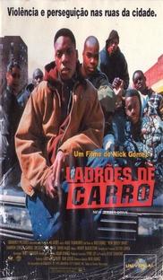 Ladrões de Carro - Poster / Capa / Cartaz - Oficial 1