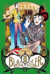 Kuroshitsuji (3ª Temporada) - Poster / Capa / Cartaz - Oficial 3
