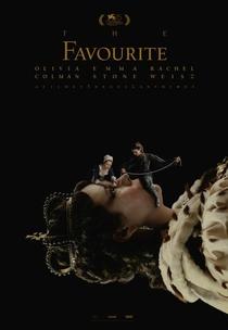 The Favourite - Poster / Capa / Cartaz - Oficial 1