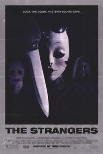 Os Estranhos - Poster / Capa / Cartaz - Oficial 1