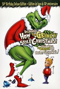 Como o Grinch Roubou o Natal! - Poster / Capa / Cartaz - Oficial 3