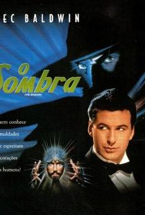 O Sombra - Poster / Capa / Cartaz - Oficial 3