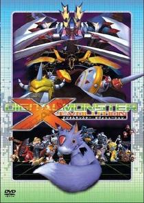 Digimon X-Evolution - Poster / Capa / Cartaz - Oficial 1
