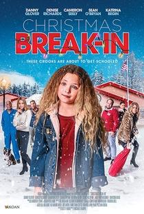 Christmas Break-In - Poster / Capa / Cartaz - Oficial 1