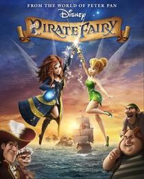 Tinker Bell: Fadas e Piratas - Poster / Capa / Cartaz - Oficial 1