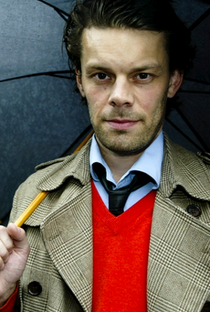 Björn Thors - Poster / Capa / Cartaz - Oficial 1