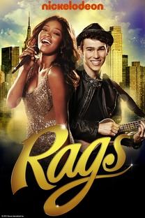 Rags - O Poder da Música - Poster / Capa / Cartaz - Oficial 1