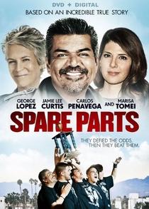Spare Parts - Poster / Capa / Cartaz - Oficial 2