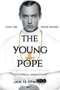 O Jovem Papa - Poster / Capa / Cartaz - Oficial 1