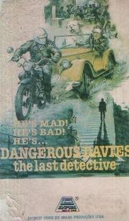 O Último Detetive - Poster / Capa / Cartaz - Oficial 1