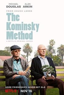 O Método Kominsky (1ª Temporada) - Poster / Capa / Cartaz - Oficial 1