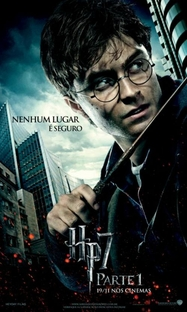 Harry Potter e as Relíquias da Morte - Parte 1 - Poster / Capa / Cartaz - Oficial 5