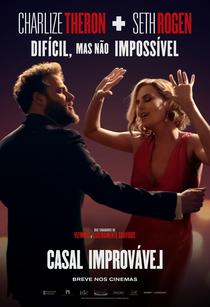 Casal Improvável - Poster / Capa / Cartaz - Oficial 5