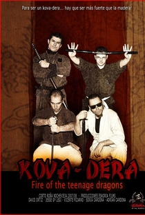 Kova-Dera: Fire of the Teenage Dragons - Poster / Capa / Cartaz - Oficial 1