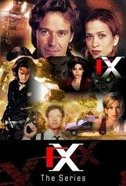 FX - A Série - Poster / Capa / Cartaz - Oficial 1