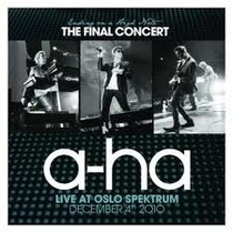 A-ha - The Final Concert Live at Oslo Spektrum - Poster / Capa / Cartaz - Oficial 2