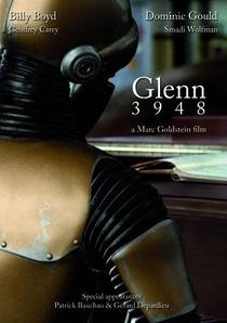Glenn, O Robô Voador - Poster / Capa / Cartaz - Oficial 1