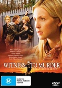 Testemunha de um Crime - Poster / Capa / Cartaz - Oficial 1