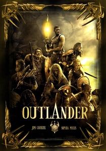 Outlander: Guerreiro vs Predador - Poster / Capa / Cartaz - Oficial 7