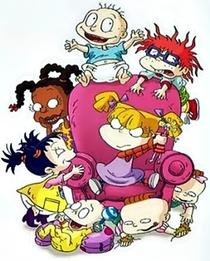 Rugrats - Os Anjinhos - Poster / Capa / Cartaz - Oficial 3