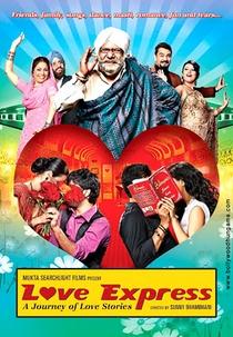 Love Express - Poster / Capa / Cartaz - Oficial 1