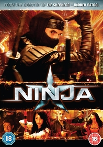 Ninja - Poster / Capa / Cartaz - Oficial 3
