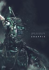 Chappie - Poster / Capa / Cartaz - Oficial 6