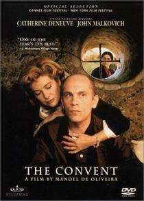 O convento - Poster / Capa / Cartaz - Oficial 1
