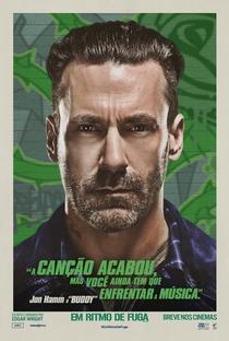 Em Ritmo de Fuga - Poster / Capa / Cartaz - Oficial 25