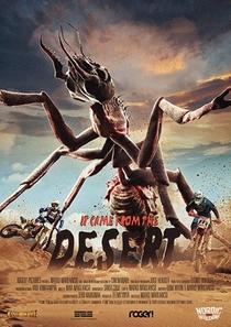 A Maldição das Formigas Gigantes - Poster / Capa / Cartaz - Oficial 1