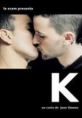 K - Poster / Capa / Cartaz - Oficial 2