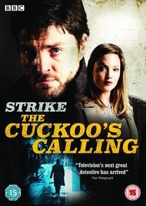 C. B. Strike: O Chamado do Cuco - Poster / Capa / Cartaz - Oficial 1