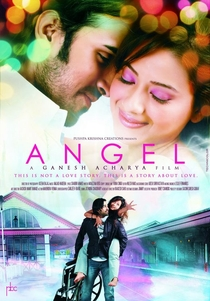 Angel - Poster / Capa / Cartaz - Oficial 1