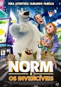 Norm e os Invencíveis - Poster / Capa / Cartaz - Oficial 1