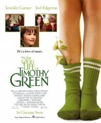 A Estranha Vida de Timothy Green - Poster / Capa / Cartaz - Oficial 2