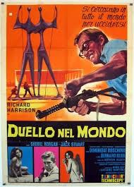 Duelo no Mundo - Poster / Capa / Cartaz - Oficial 1