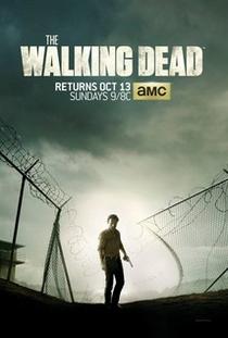 The Walking Dead (4ª Temporada) - Poster / Capa / Cartaz - Oficial 1