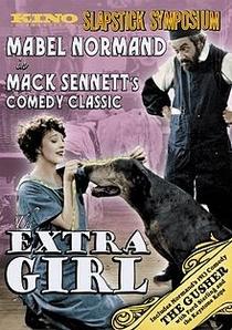 The Extra Girl - Poster / Capa / Cartaz - Oficial 1