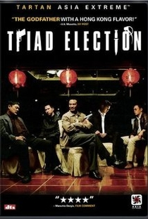 Eleição 2 - A Tríade - Poster / Capa / Cartaz - Oficial 1