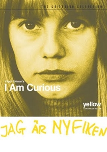 I Am Curious (Yellow) - Poster / Capa / Cartaz - Oficial 1