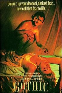 Gótico - Poster / Capa / Cartaz - Oficial 1