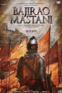 Bajirao Mastani - Poster / Capa / Cartaz - Oficial 2